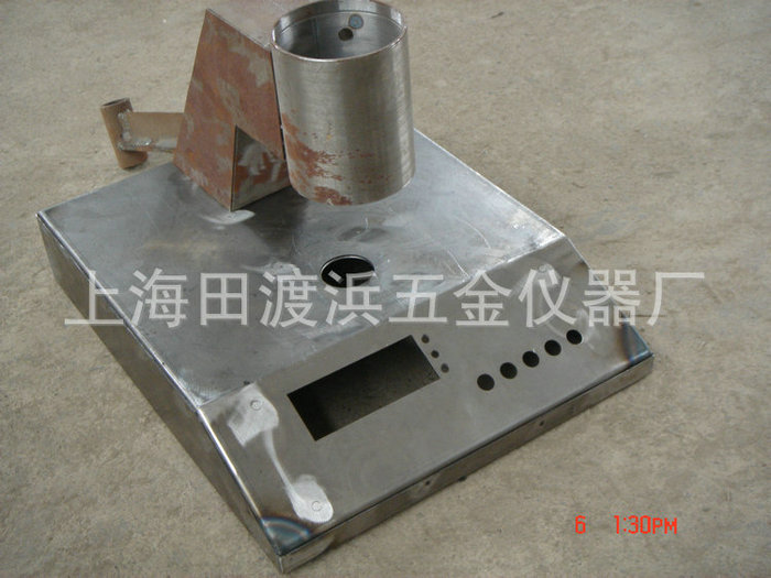 Shanghai stainless steel sheet metal processing
