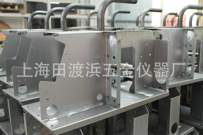 Sheet metal processing of copper is God horse